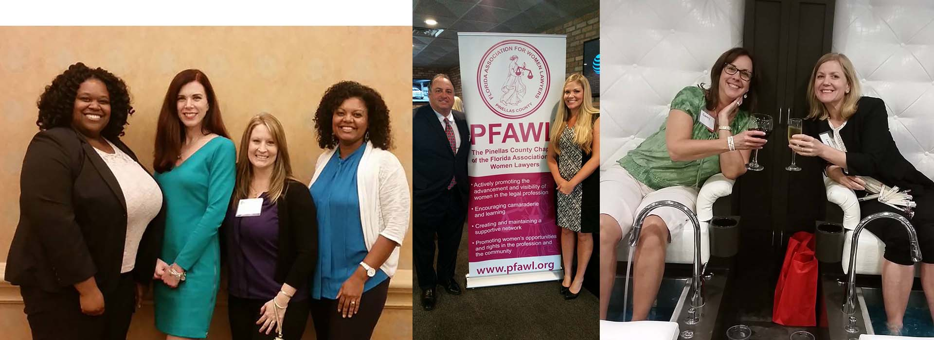 PFAWL - Pinellas Florida Association for Women Lawyers Events