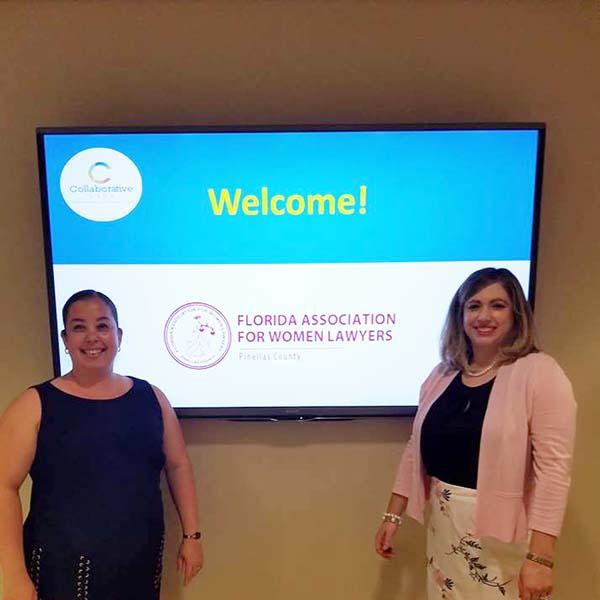 PFAWL - Pinellas Florida Association of Woman Lawyers